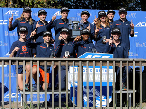 Syracuse has been picked to defend its national title in the USTFCCCA preseason poll.