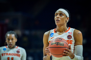 Brittney Sykes and Gabby Cooper combined for 52 points in Saturday's win over Iowa State.