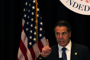 New York Gov. Andrew Cuomo announced earlier this year that the state will partner with Onondaga County and spend almost $36 million to enhance the Syracuse Hancock International Airport.