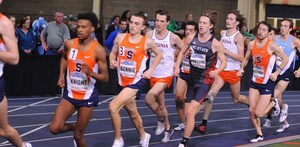 Colin Bennie completed his best 10,000-meter run in almost a year with a time of 29:20.56.