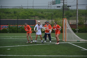 Syracuse's defense held Louisville to just nine goals, but it still wasn't enough.