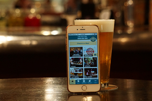 New York Craft Beer offers beer enthusiasts fun facts, beer history and locations of local breweries all in a tidy app.