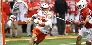 Now that Evans is scoring, too, he's building up a deep Syracuse attack eyeing its first national title in eight years.